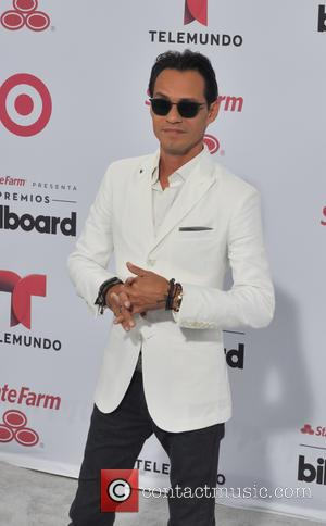 Marc Anthony Is The 2016 Latin Grammy Person Of The Year