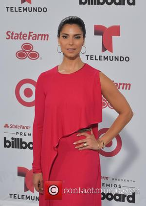 Roselyn Sanchez - A variety of stars were snapped as they attended the 2015 Billboard Latin Music Awards which were...