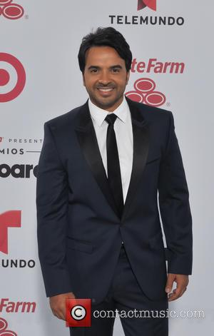 Luis Fonsi - A variety of stars were snapped as they attended the 2015 Billboard Latin Music Awards which were...
