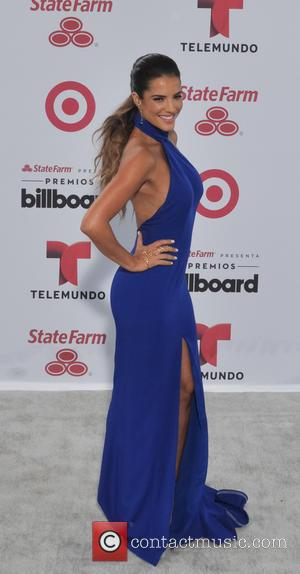 Gaby Espino - A variety of stars were snapped as they attended the 2015 Billboard Latin Music Awards which were...