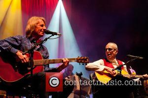 Rick Parfitt and Francis Rossie