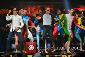 Marc Anthony and Gente de Zona