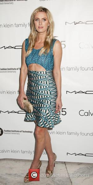 Nicky Hilton - Calvin Klein presents The Future of Fashion at FIT hosted by Nicole Richie - Arrivals at FIT...