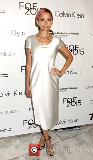 Nicole Richie - Calvin Klein presents The Future of Fashion at FIT hosted by Nicole Richie - Arrivals at FIT...