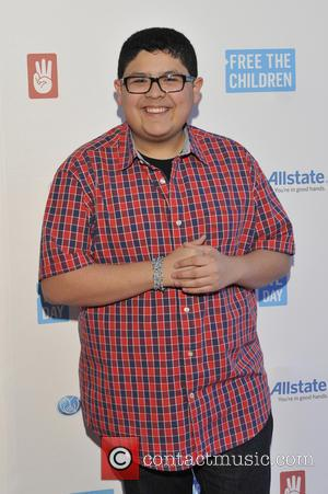 Rico Rodriguez - A host of stars were photographed as they arrived to the 2015 We Day which was held...