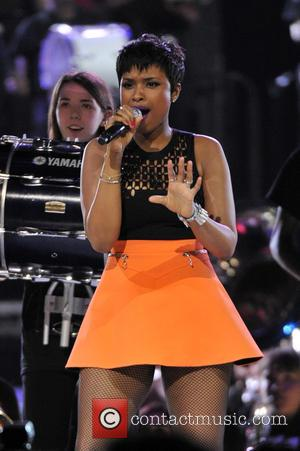 Jennifer Hudson - A variety of stars performed at the 2015 We Day held which was held at the Allstate...