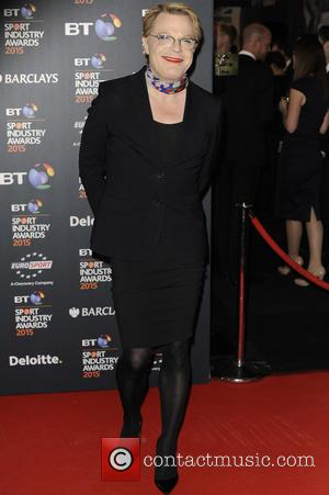 Eddie Izzard - Celebrities attends the BT Sports Industry Awards at Battersea Evolution in London at Evolution - London, United...
