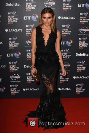 Zoe Hardman - BT Sport Industry Awards held at the Battersea Evolution - Arrivals. at Evolution - London, United Kingdom...