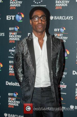 Simon Webbe - BT Sport Industry Awards held at the Battersea Evolution - Arrivals. at Evolution - London, United Kingdom...