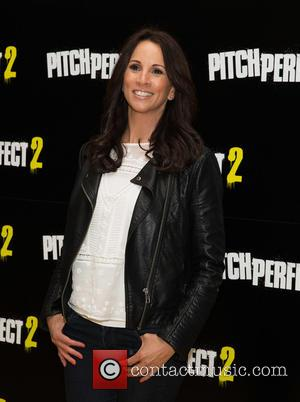 Andrea McLean - VIP screening of 'Pitch Perfect 2'  at May Fair Hotel - Arrivals at Mayfair Hotel -...