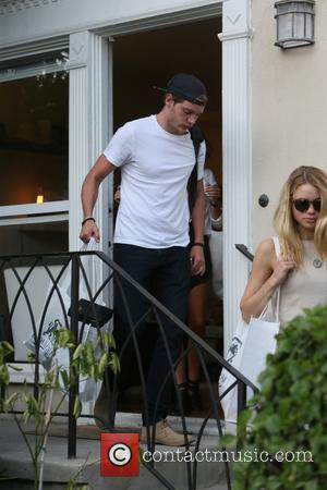 Lucy Fry and Dominic Sherwood
