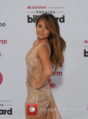 Becky G - A variety of stars were snapped as they attended the 2015 Billboard Latin Music Awards which were...