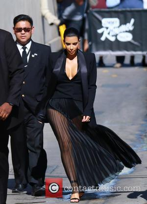 Kim Kardashian Withdraws From Charity Event Honouring Late Father - Report
