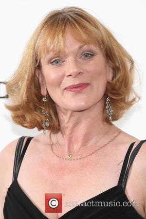 Samantha Bond - The Downton Abbey Ball, in aid of Centrepoint, held at the Savoy - Arrivals - London, United...