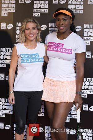 Elsa Pataky and Serena Williams