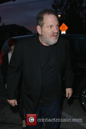 Harvey Weinstein - Harvey Weinstein seen arriving at Craigs restaurant. - Los Angeles, California, United States - Friday 1st May...