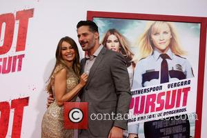 Sofia Vergara and Joe Manganiello - Shots of a host of celebrities including the co stars of the film, Reese...
