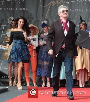 Louis Walsh - Louis Walsh at the final of the Gold Fever Best Dressed Competition at Gold Fever Ladies Day...