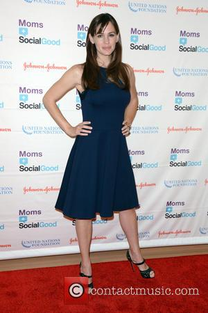 Jennifer Garner - Third Annual Moms + SocialGood 2015 - Manhattan, New York, United States - Friday 1st May 2015