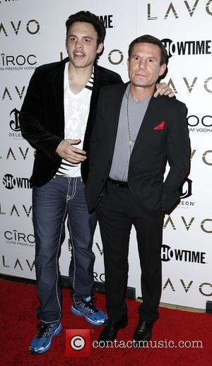 Julio Cesar Chavez - Puff Daddy hosts Fight Weekend Bash at LAVO inside The Palazzo Resort Hotel Casino Las Vegas...