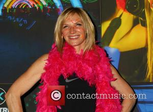 Jo Whiley - The Electric Run London - London, United Kingdom - Saturday 2nd May 2015