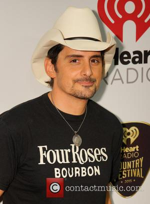Brad Paisley To Open For Rolling Stones