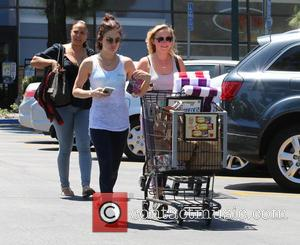 Lucy Hale - Lucy Hale leaves Ralph's supermarket in Studio City after doing some shopping at Ralph's supermarket - Los...