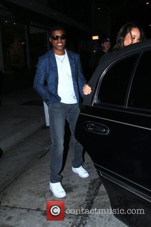 Babyface and Kenneth 'Babyface' Edmonds - Grammy Awards winner, R&B singer-songwriter,  Babyface at Craig's Restaurant in West Hollywood at...