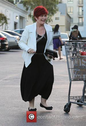 Sharon Osbourne - Sharon Osbourne shopping for groceries at Bristol Farms in Beverly Hills at bristol Farms - Los Angeles,...