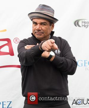 George Lopez - The eighth annual George Lopez Celebrity Golf Classic presented by Sabra - Arrivals at Lakeside Golf Club...