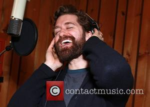 Matthew Morrison - Recording session for Broadway musical 'Finding Neverland' held at Avatar Studios at Avatar Studios, - New York...