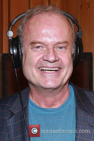 Kelsey Grammer - Recording session for Broadway musical 'Finding Neverland' held at Avatar Studios at Avatar Studios, - New York...