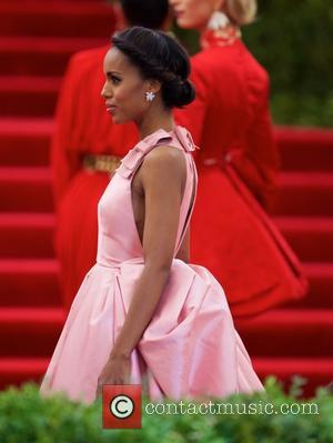 Kerry Washington - Met Gala - 'China: Through The Looking Glass' Costume Institute Benefit Gala at the Metropolitan Museum of...