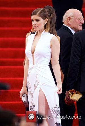 Kate Mara - Met Gala - 'China: Through The Looking Glass' Costume Institute Benefit Gala at the Metropolitan Museum of...
