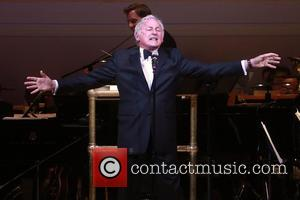 Victor Garber - The New York Pops 32nd Birthday Gala at Carnegie Hall - Performance. at Carnegie Hall, - New...