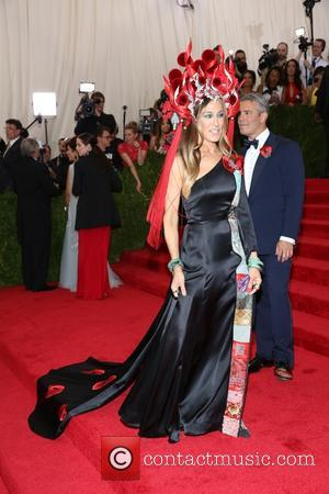 Sarah Jessica Parker - the 'China: Through The Looking Glass' Costume Institute Benefit Gala at Metropolitan Museum of Art on...