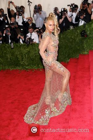 Beyonce Knowles - A variety of stars turned out in style for the MET Gala 2015 and the opening of...