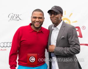 Anthony Anderson and Arsenio Hall