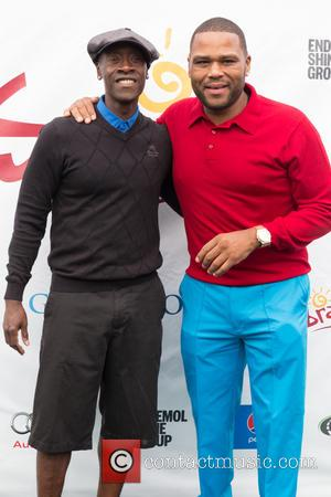 Don Cheadle and Anthony Anderson
