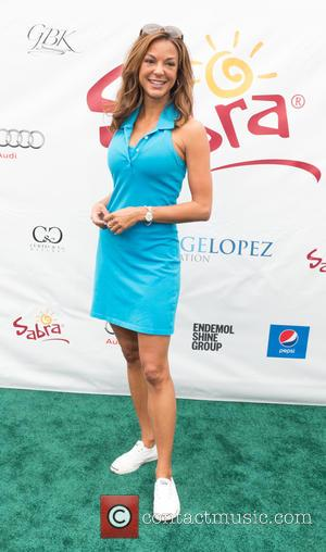 Eva La Rue - The eighth annual George Lopez Celebrity Golf Classic presented by Sabra - Arrivals at Lakeside Golf...