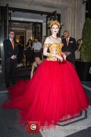 Karen Elson - Met Gala - 'China: Through The Looking Glass' Costume Institute Benefit Gala at the Metropolitan Museum of...