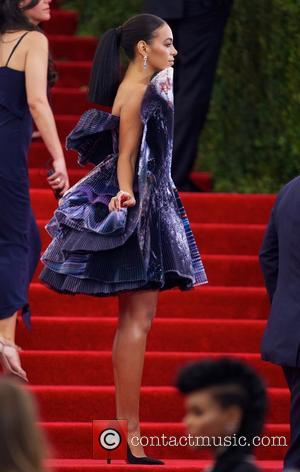Solange Knowles - Met Gala - 'China: Through The Looking Glass' Costume Institute Benefit Gala at the Metropolitan Museum of...
