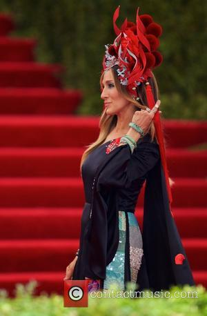Sarah Jessica Parker - Met Gala - 'China: Through The Looking Glass' Costume Institute Benefit Gala at the Metropolitan Museum...