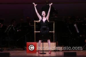 Bebe Neuwirth - The New York Pops 32nd Birthday Gala at Carnegie Hall - Performance. at Carnegie Hall, - New...