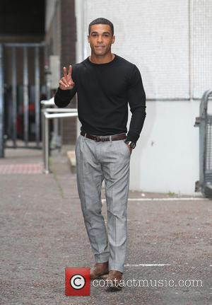 Lucien Laviscount - Lucien Laviscount outside ITV Studios - London, United Kingdom - Tuesday 5th May 2015