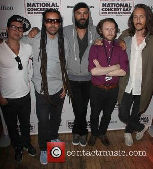 Incubus, Jose Pasillas, Chris Kilmore, Ben Kenney, Mike Einziger and Brandon Boyd