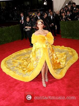 rihanna - A variety of stars turned out in style for the MET Gala 2015 and the opening of 'China:...