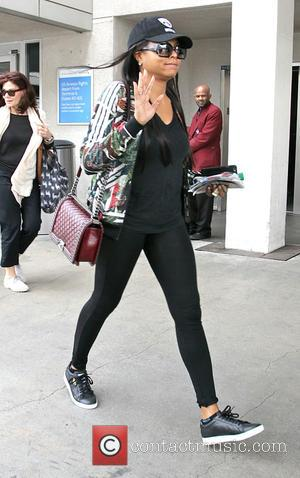 Taraji P. Henson - Taraji P. Henson arrives at  Los Angeles International Airport (LAX) - Los Angeles, California, United...