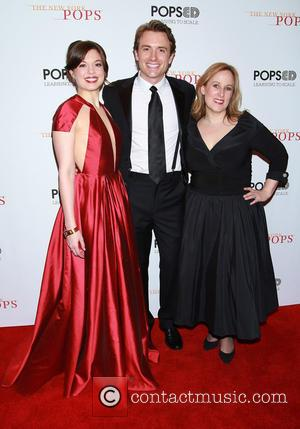 Margo Seibert, James Snyder and Zina Goldrich