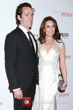 Patrick Brown and Laura Benanti